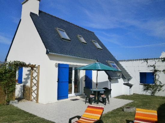 A vendre : maison à loctudy : 100 m plage parfait etat